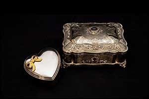 Keepsake Custom Silver Objects